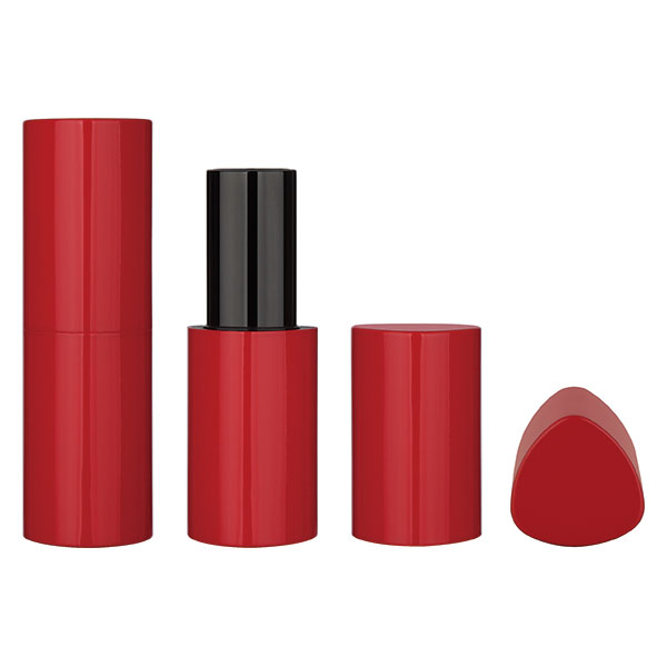 What are the manufacturing processes of cosmetic packaging lipstick tubes?