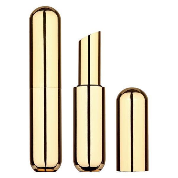 gold gloss empty lipstick tube BL7238