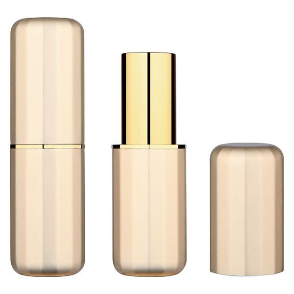 Φ22.7x77.3mm Polygon lipstick tubes BL7249
